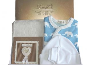 Aladdin Baby Gift Box by Mulberry Organics